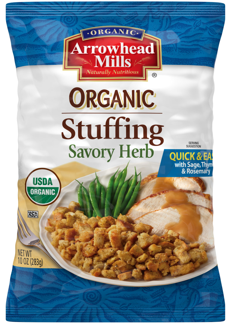 Arrowhead Mills Organic Stuffing Savory Herb