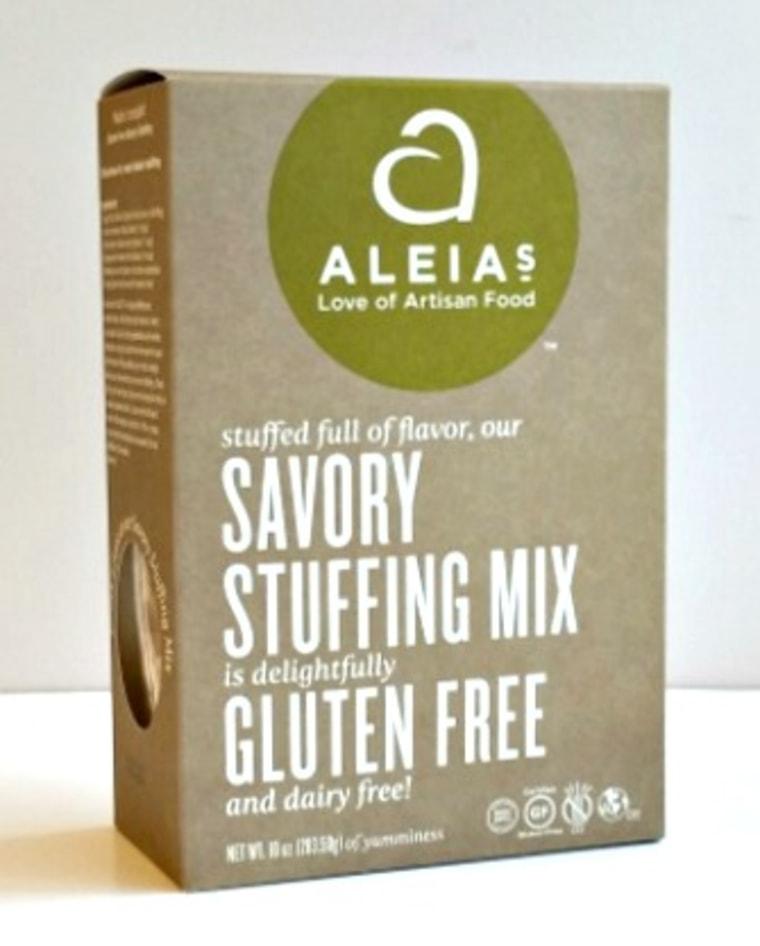 Aleia's Gluten Free Savory Stuffing
