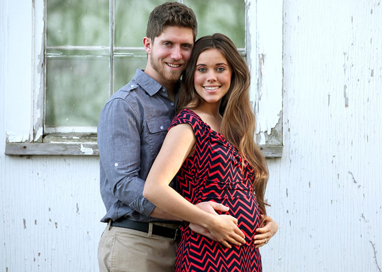 Jessa Duggar and husband Ben Seewald are expecting their first child