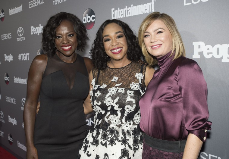 Toyota, ABC, Entertainment Weekly, Essence Magazine and People Magazine Co-Host A Celebration of ABC's #TGIT Line-Up