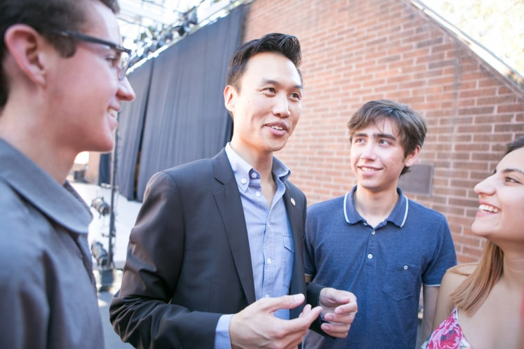Bao Nguyen, the first Vietnamese-American mayor of a major U.S. city, is running for Congress.