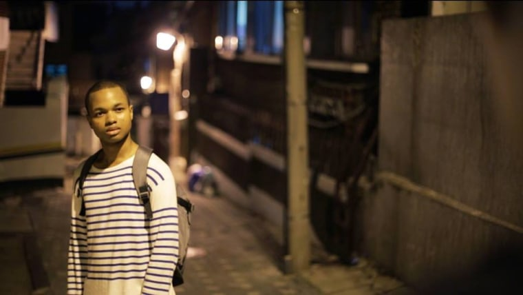 """""""Kin"""" tells the story of 21-year-old Jake as he grapples with his identity as African American and as Korean American."""