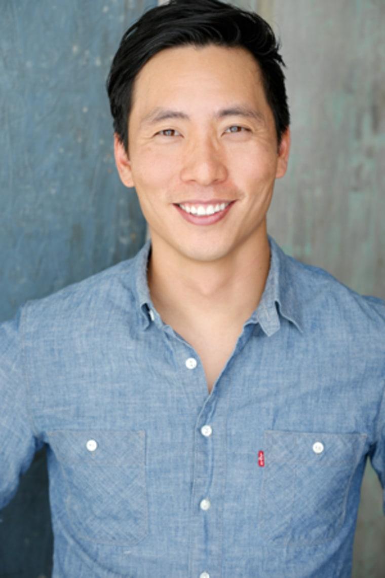 "Kelvin Yu plays Brian on ""Master of None,"" the best friend of Aziz Ansari's character, Dev."