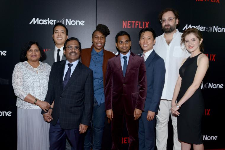 "Image: ""Master Of None"" New York Premiere"
