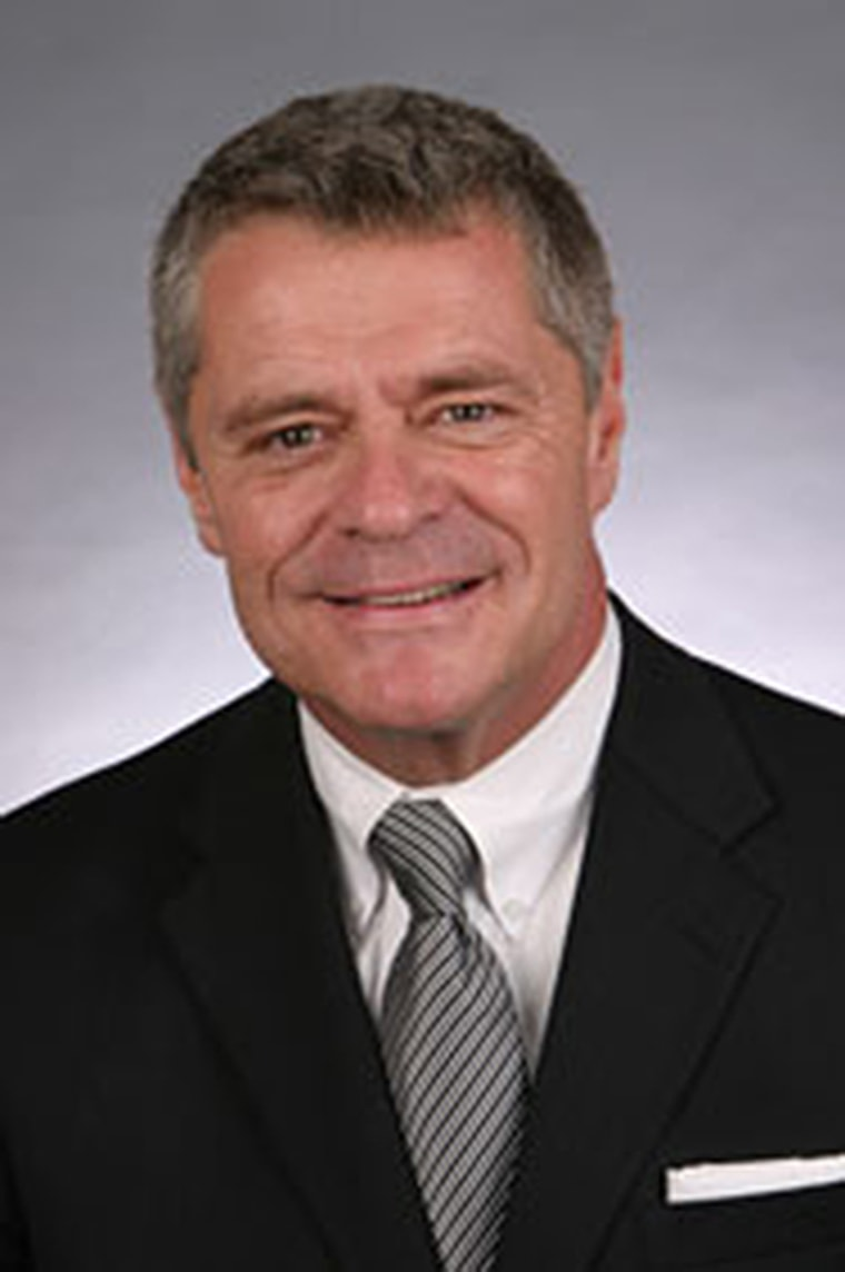 David A. Bowers, mayor of Roanoke, Virginia.