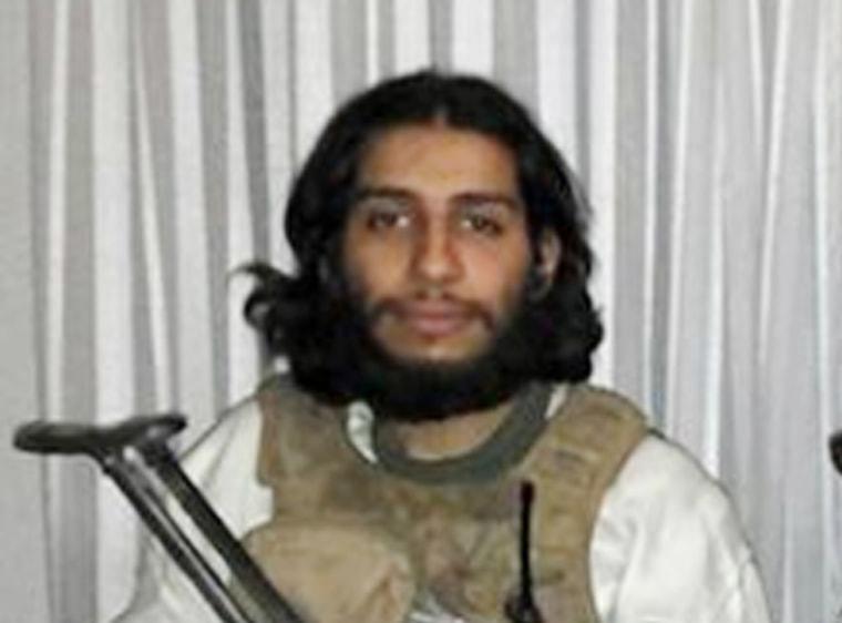 Image: Paris attacks ringleader Abdelhamid Abaaoud