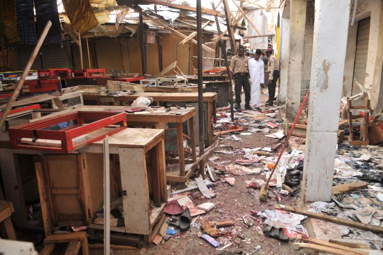 Nigeria: Two female suicide bombers  kill in Nigeria
