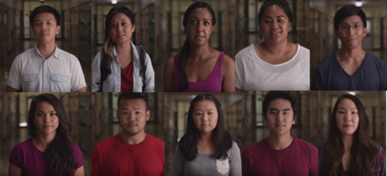 The #NotTheSame campaign from the Asian & Pacific Islander American Scholarship Fund aims to awareness about the varied — and often unheard — stories of struggles experienced by members of the Asian American and Pacific Islander community.