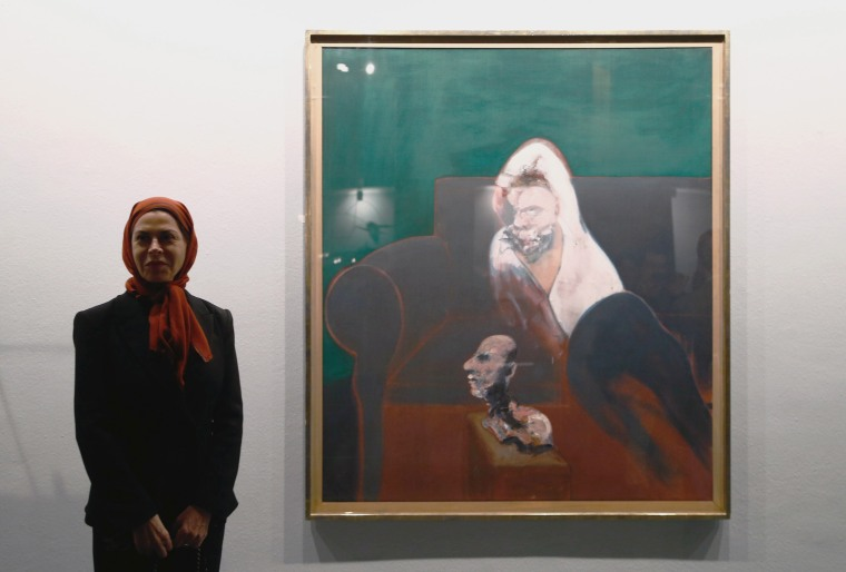 Image: Iran Unveil Collection of Western Art Largely Unseen Since 1979 Revolution