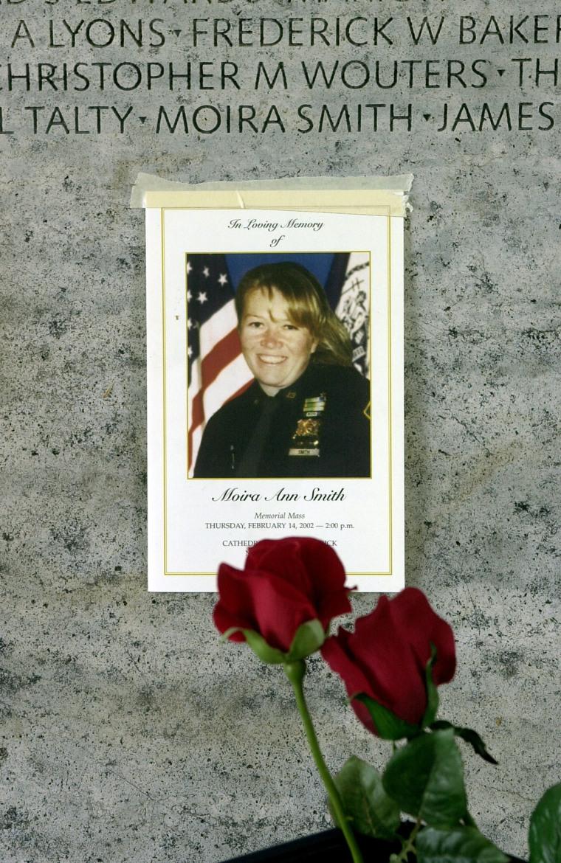 New York Police Officer Moira Smith