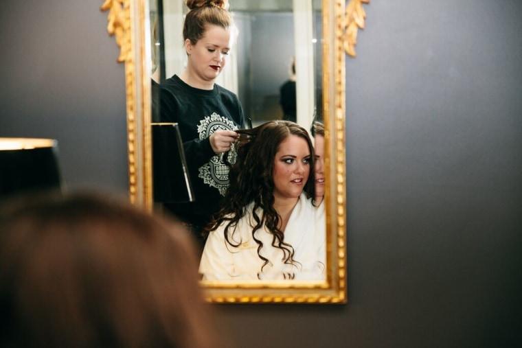 lauren reynolds grieving bride photoshoot
