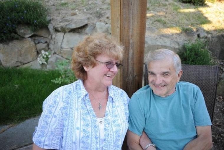 Carol and Donald Van Horn
