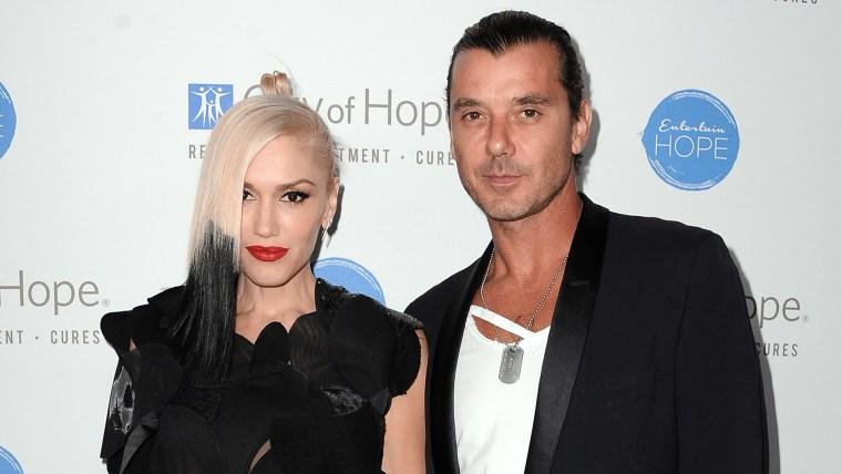 Gwen Stefani and Gavin Rossdale got divorced
