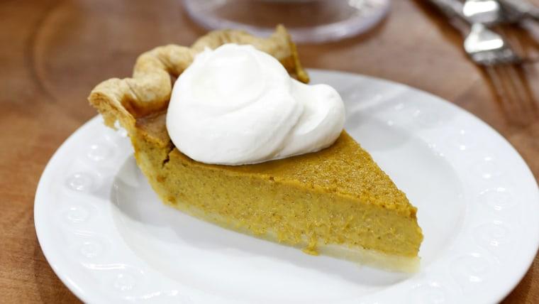 Curtis Stone's Pumpkin Pie