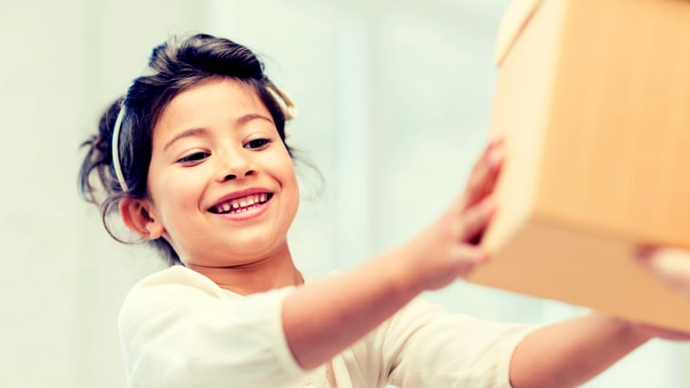 Why wait for a holiday to give a happy surprise to your child?