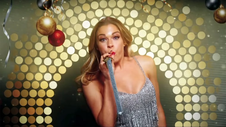 LeAnn Rimes, TODAY Show team up for new 'TODAY Is Christmas' holiday song