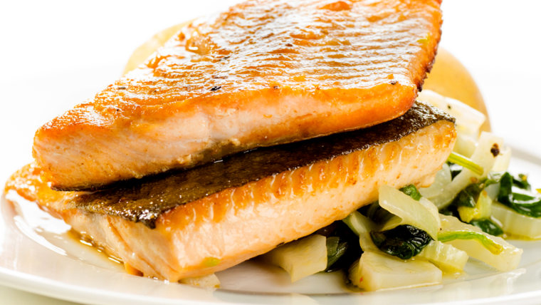 Arctic Char is a fantastic sustainable fish alternative to salmon