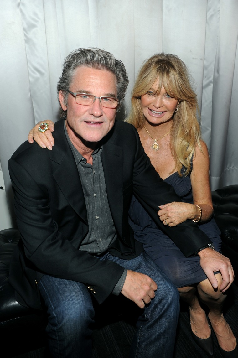 Image: BESTPIX   DuJour's Jason Binn Along With Kurt Russell Celebrate Goldie Hawn And The Hawn Foundationattends