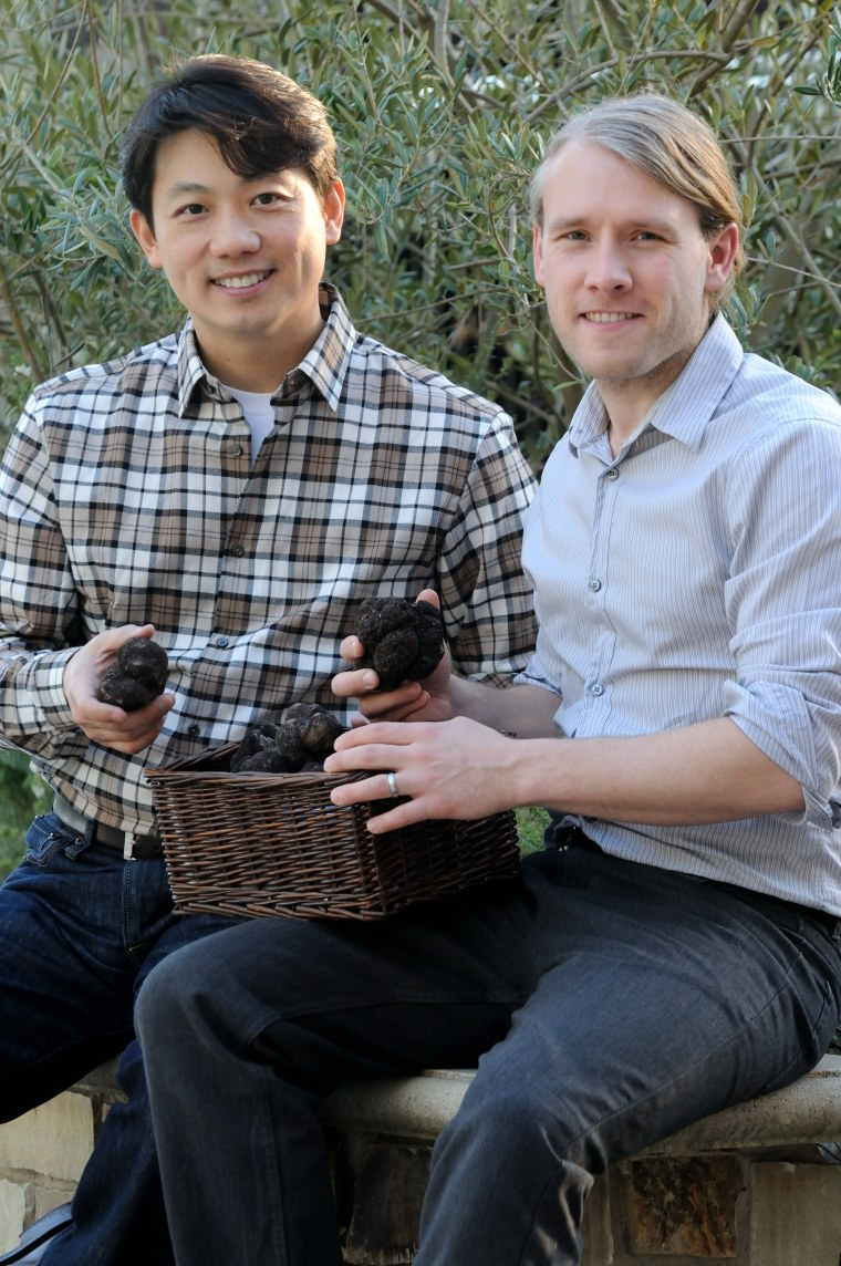Robert Chang and Paul Thomas founded the American Truffle Company in 2007.