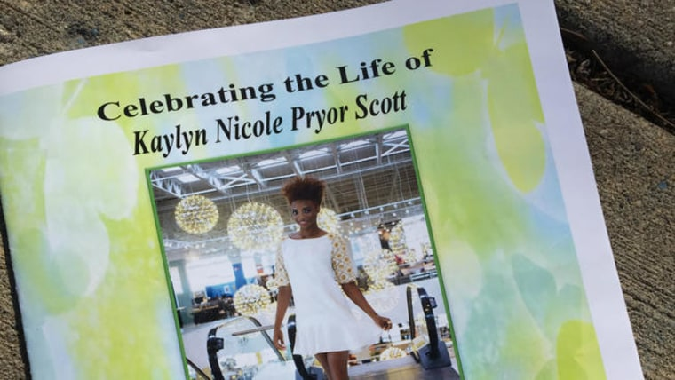 Kaylyn Pryor was shot to death leaving her grandparents' house on Monday, November 2, only blocks from where a 9-year-old boy was gunned down hours earlier.