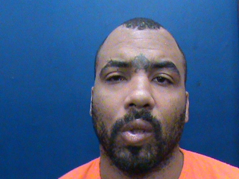 Ronald Pritchett, 32, is accused of stabbing his parents in a dispute over food.