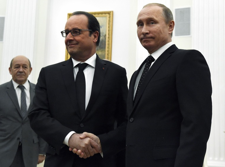 Image: RUSSIA-FRANCE-DIPLOMACY-ATTACKS