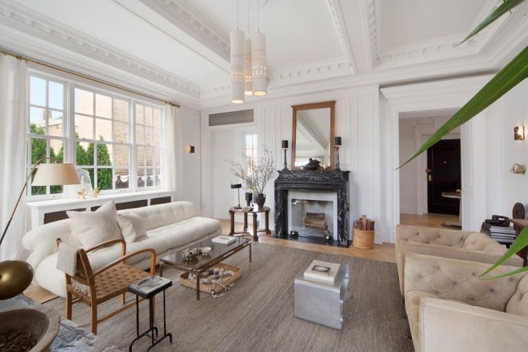 Nate Berkus lists Greenwich Village apartment.