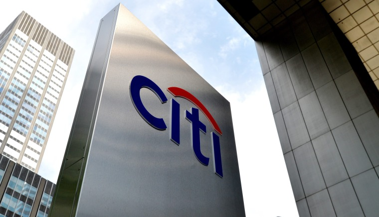 Image: Citigroup reportedly close to a deal with Justice Department
