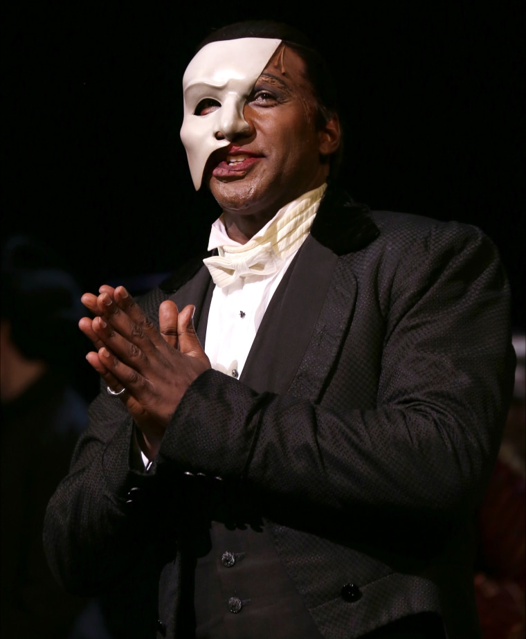 "Image: Norm Lewis ""Phantom Of The Opera"""