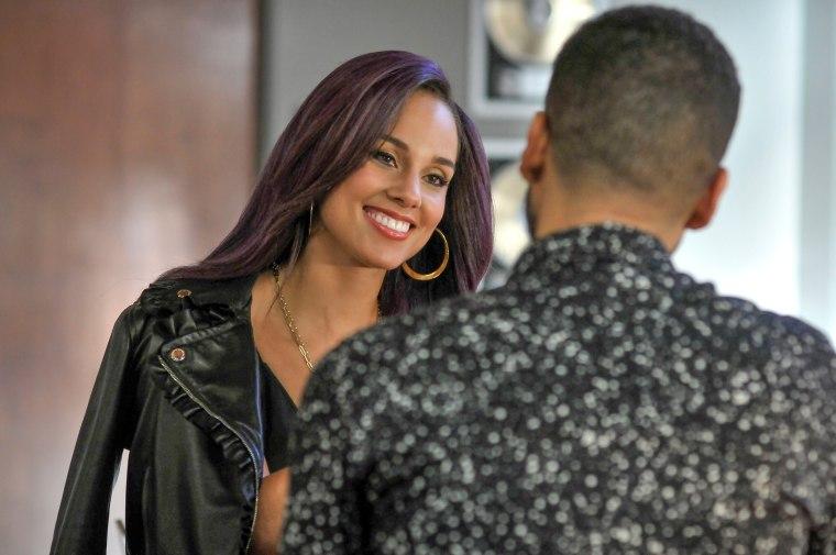 "Image: Alicia Keys guest stars in the fall finale of Fox's ""Empire"""