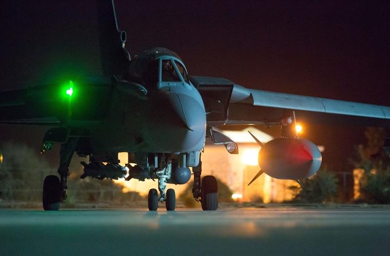 Image: British Fighter Jets At RAF Akrotiri in Cyprus