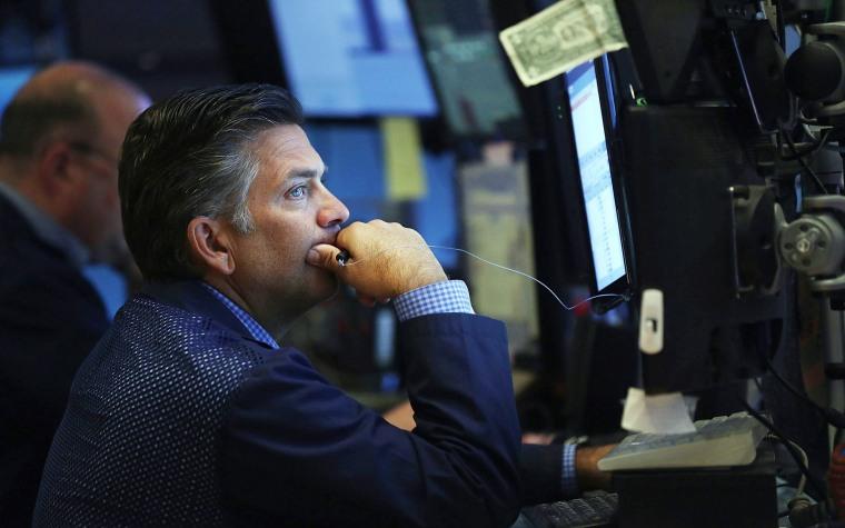 Image: Markets Await Fed Chair Yellen's Testimony On Interest Rates