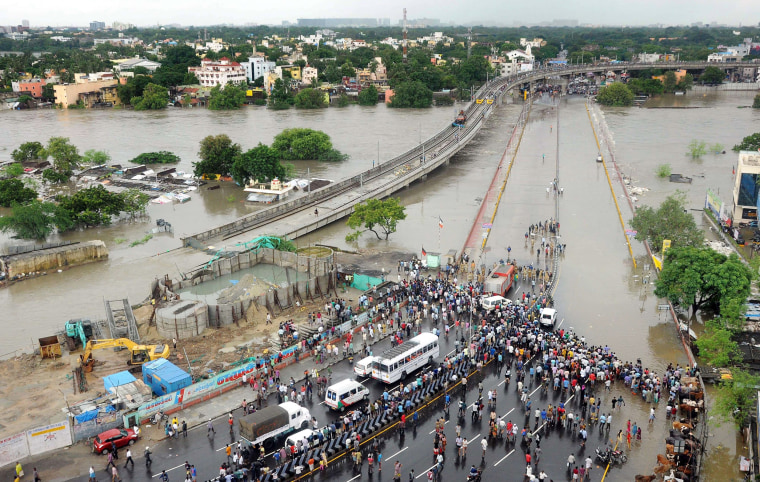 Image: INDIA-DISASTER-FLOOD