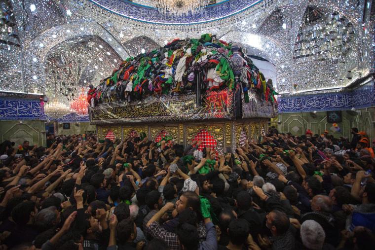 Image: Arbain in Karbala