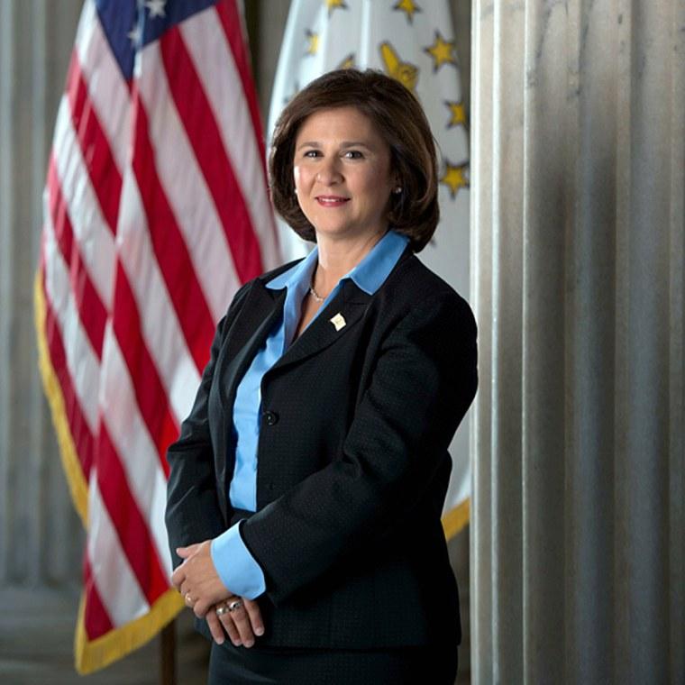 Nellie Gorbea, Rhode Island Secretary of State