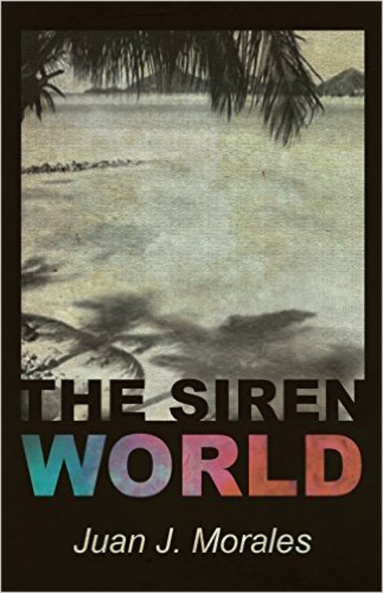 The Siren World by Juan J. Morales (Lithic Press).