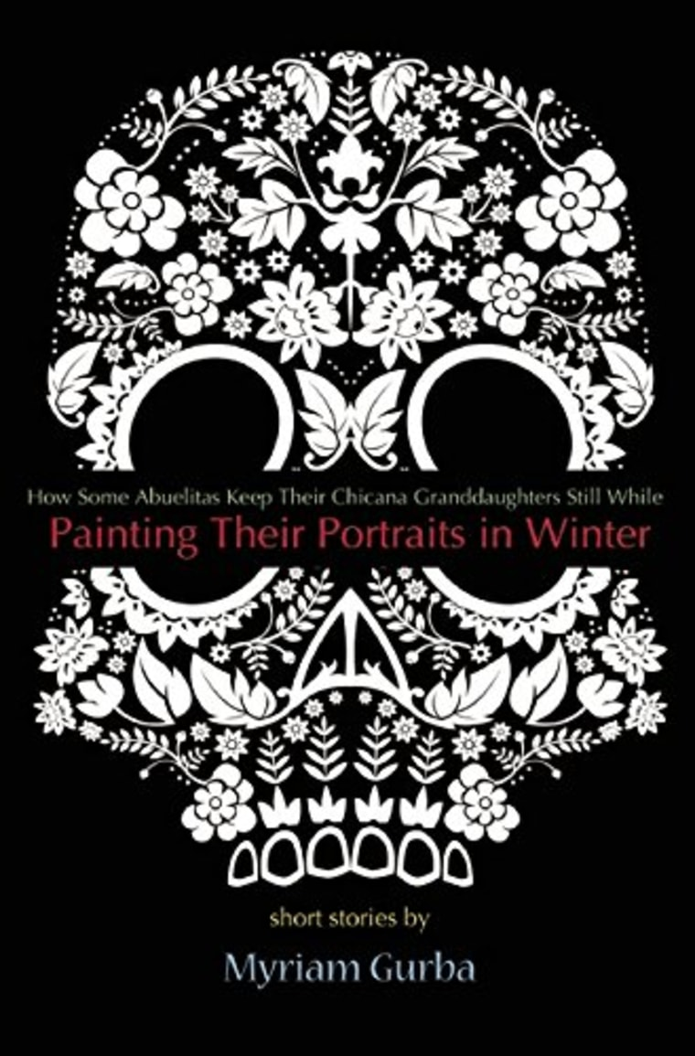 Painting Their Portraits in Winter by Myriam Gurba (Manic D Press).