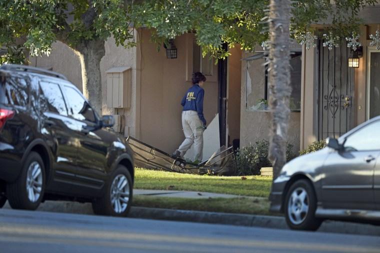 Image: Mass shooting in San Bernardino