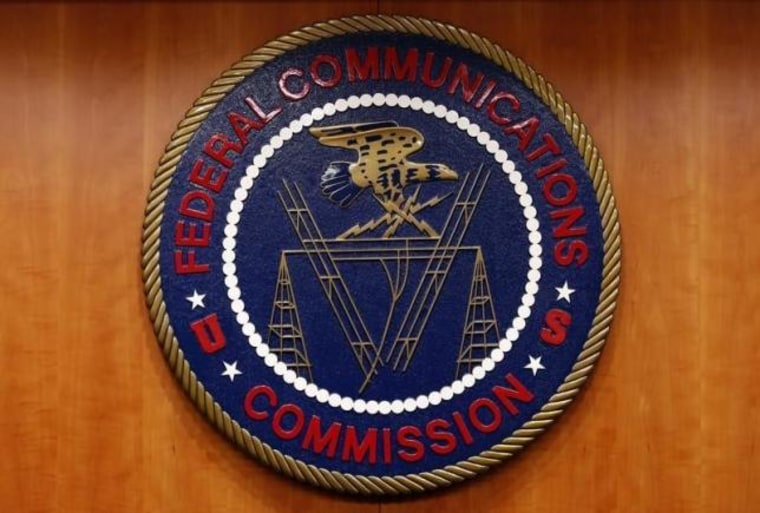 Image: Federal Communications Commission logo