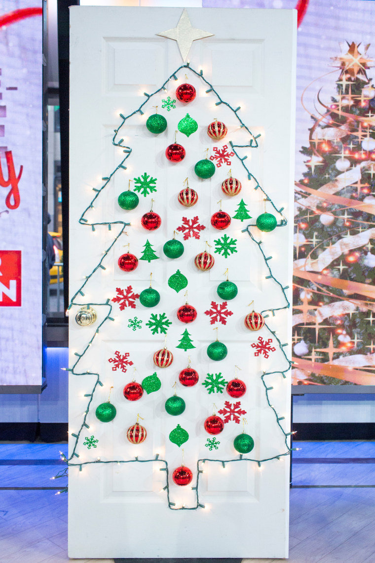 5 DIY Chrismas tree alternatives for your home this season