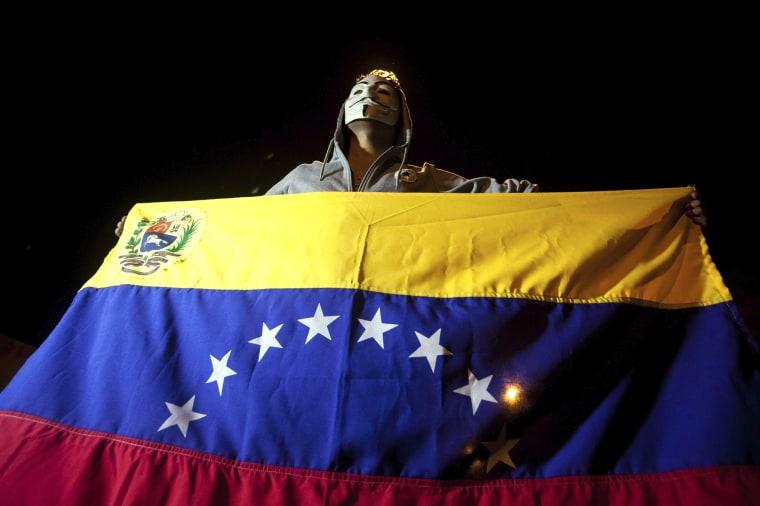 Image: Venezuela opposition wins election landslide
