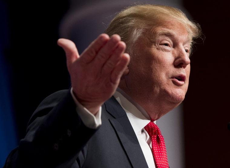 Image: US-VOTE-REPUBLICANS-TRUMP-IMMIGRATION-MUSLIMS-FILES
