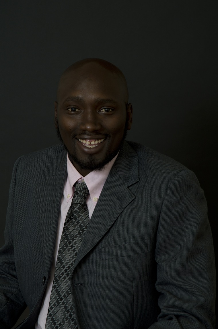 Mbye Njie, CEO of Legal Equalizer