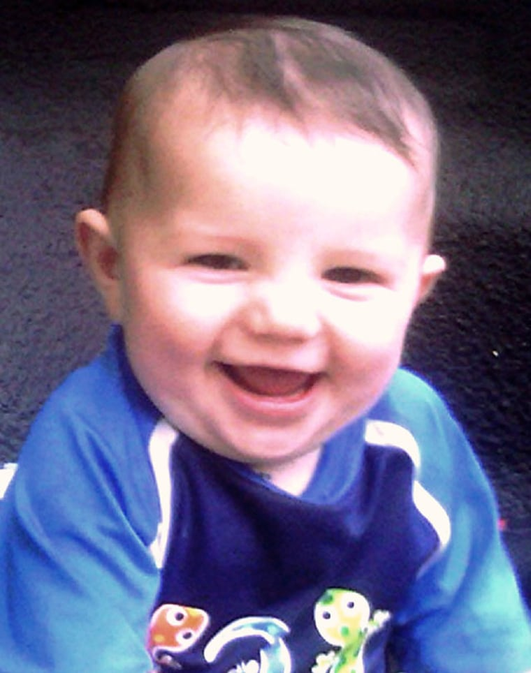 Nine-month-old Jacob Hambaugh died two days after an accidental shooting.