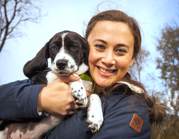 World's First Test-Tube Puppies Are Born