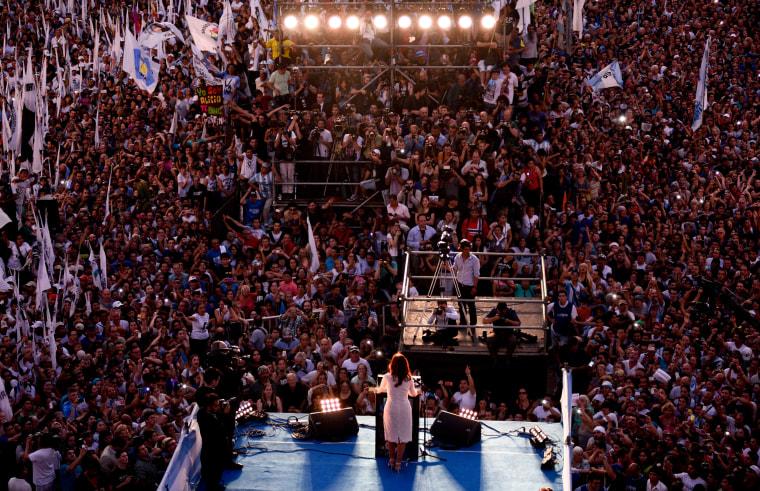 Image: Cristina Fernandez