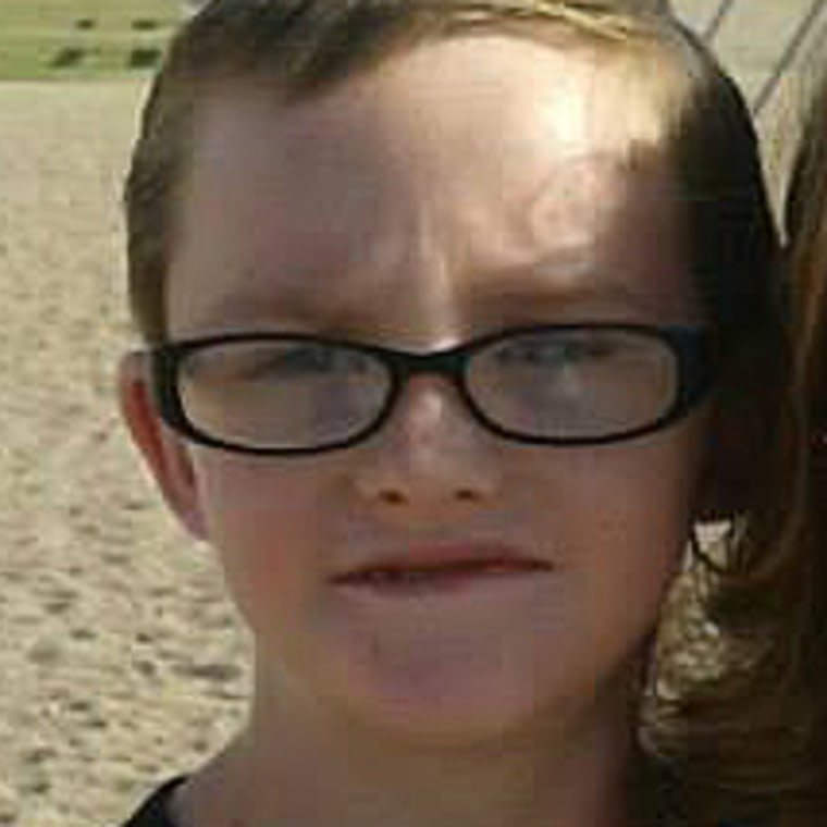 Samuel Epps, 11, died from a self-inflicted gunshot wound.