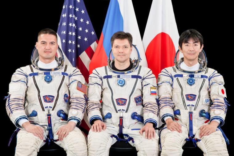 Image: NASA astronauts
