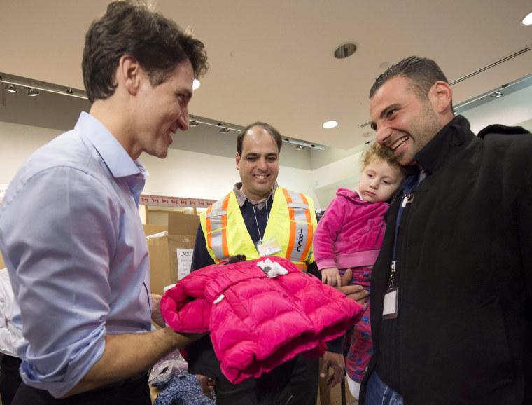 Image: Justin Trudeau
