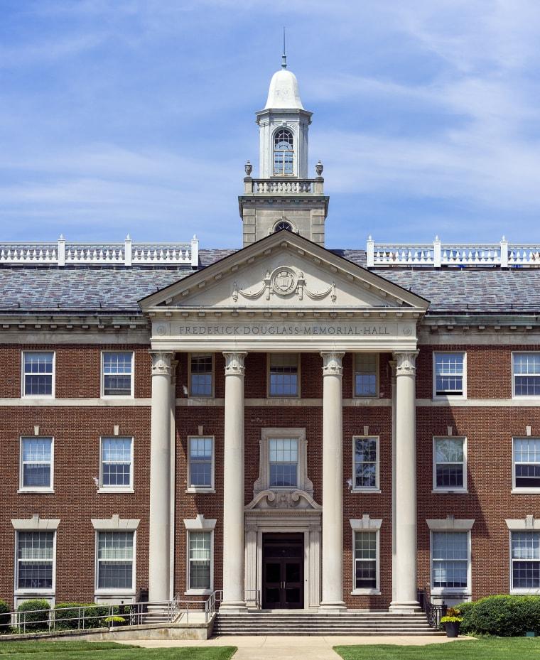 Frederick Douglas Memorial Hall, Howard University